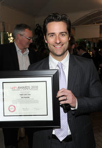 Todd Lieberman at the Eleventh Annual AFI Awards presentation.
