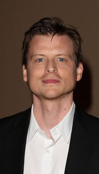 Kevin Rankin at the NBC Universal's All-Star Press Tour party in California.