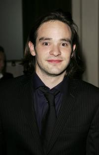 Charlie Cox at the aftershow party following the UK premiere of