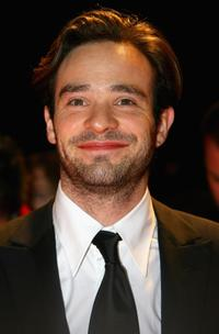 Charlie Cox at the Swarovski Fashion Rocks concert.