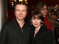 Fairuza Balk and Franz Lustig at the