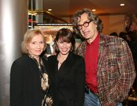 Fairuza Balk, Eva Marie Saint and Wim Wenders at the