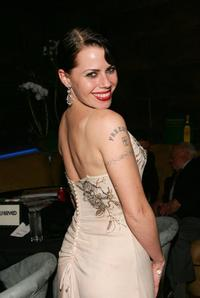 Fairuza Balk at the Reel Lounge Gala Benefit For The Film Foundation.