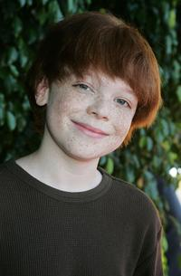 Cameron Monaghan at the 4th annual Bogart Backstage Children's Choice Awards.