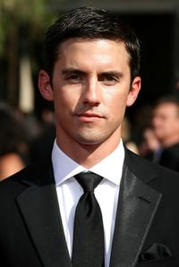 Milo Ventimiglia at the 59th Annual Primetime Emmy Awards.