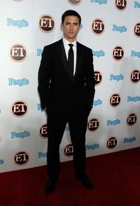Milo Ventimiglia at the 11th Annual Entertainment Tonight Party.