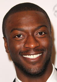 Aldis Hodge at the 32nd Annual College Television Awards in California.