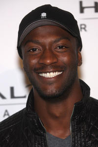 Aldis Hodge at the launch of XBox 360's