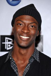 Aldis Hodge at the NIKE Presents Hollywood's Exclusive Entertainment League.