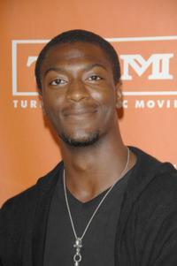 Aldis Hodge at the 2008 Summer TCA Tour Turner Party.