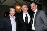 Marco Weber, Bret Easton Ellis and Austin Nichols at the after party of the premiere of