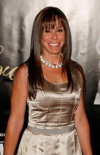 Melissa Rivers at the 34th Annual AWRT Gracie Awards Gala.