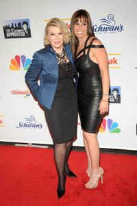 Joan Rivers and Melissa Rivers at the
