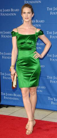 Stephanie March at the James Beard Foundation Awards.
