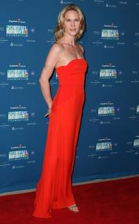 Stephanie March at the Joyful Heart Foundation Gala.