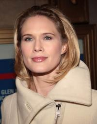 Stephanie March at the opening night of