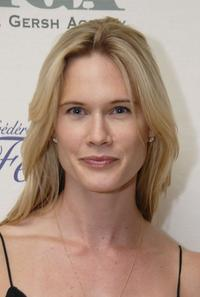 Stephanie March at the Gersh Agency pre-Emmy party.