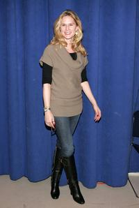 Stephanie March at the