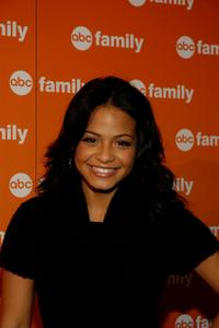 Christina Millian at the ABC Family's
