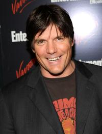 Paul Johansson at the Entertainment Weekly and Vavoom annual upfront party.