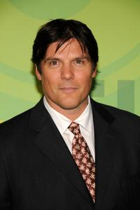 Paul Johansson at the CW Network's Upfront.