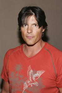 Paul Johansson at the Midsummer Night's Dream Celebrity Poker evening.