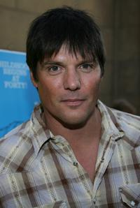 Paul Johansson at the premiere of