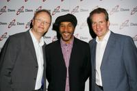 Chris Barrie, Danny John-Jules and Robert Llewellyn at the VIP screening of