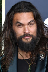 Jason Momoa at the 77th Annual Golden Globe Awards in Beverly Hills, California.