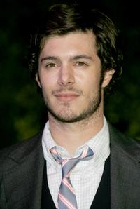 Adam Brody at the 2007 Vanity Fair Oscar Party.