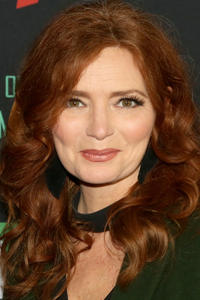 Brigid Brannagh at the Stan Lee celebration in Hollywood.