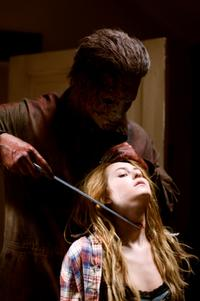 Tyler Mane and Scout Taylor-Compton in