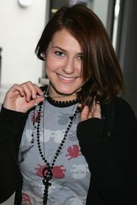 Scout Taylor-Compton at the 2006 Diamond Lounge By Nathalie Dubois.
