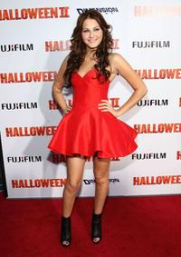 Scout Taylor-Compton at the premiere of
