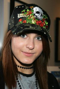 Scout Taylor-Compton at Von Dutch at the 2006 Diamond Lounge By Nathalie Dubois in L.A.