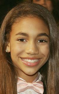 Paige Hurd at the premiere of