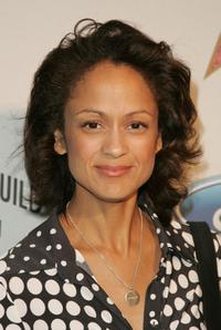 Anne-Marie Johnson at the Award Of Excellence Star presentation for the Screen Actors Guild.