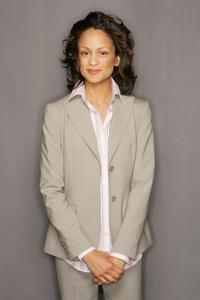 Anne-Marie Johnson poses for a portrait during the Tribeca Film Festival.
