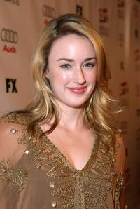Ashley Johnson at the 2nd season premiere screening of
