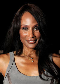 Beverly Johnson at the Rebecca Minkoff Fall 2012 fashion show during the Mercedes-Benz Fashion Week in New York.