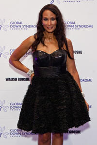 Beverly Johnson at the Inaugural Global Down Syndrome Foundation's Be Beautiful Be Yourself Gala in Washington, DC.