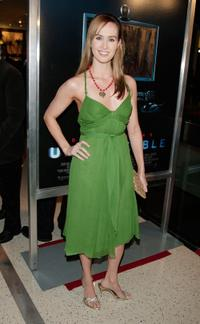 Erin Carufel at the California premiere of