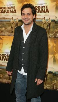 Robert Seeliger at the German premiere of