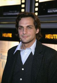Robert Seeliger at the premiere of