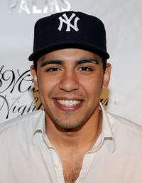 Victor Rasuk at the fourth Annual Midsummer Night's Dream party.
