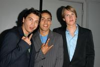 Emile Hirsch, Victor Rasuk and John Robinson at the premiere of