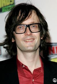 Jarvis Cocker at the Shockwaves NME Awards 2007.