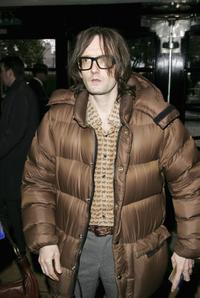 Jarvis Cocker at the South Bank Show Awards.