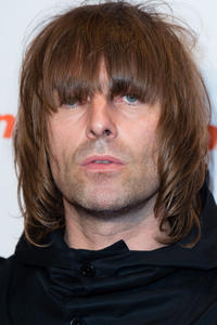 Liam Gallagher arrives for the special screening of