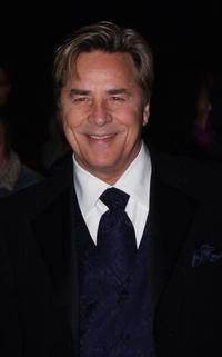 Don Johnson at the Lawrence Olivier Theatre Awards.